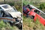Incidente in Transpolesana: cinque feriti e disagi per la viabilità