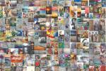 L'arte invade il centro città: opere d'arte esposte tra le strade del centro