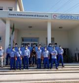 Inizia ufficialmente l'avventura dei 14 neodiplomati assunti da E-distribuzione