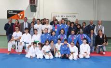 Sen Shin Kai Rovigo, trionfo europeo
