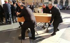 Il commosso addio a don Francesco Dal Passo