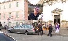 Basilica gremita per Luigino