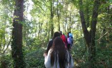 La natura che toglie il fiato: 3500 visitatori