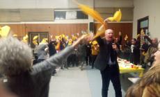 Bandiera gialla: 3700 euro per i bisognosi della nostra città
