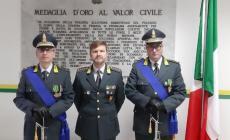 I luogotenenti Casula e Ferrara promossi di grado
