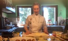 Come preparare i cofanetti di pasta sfoglia con petto d'oca e tarassaco