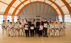 Presentata la squadra di Karate adattato di Pettirosso