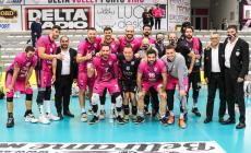 Marini Delta: un altro successo al tie-break, 3-2 nel derby con Motta