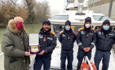 Due nuove imbarcazioni made in Polesine per la ricerca e soccorso in mare
