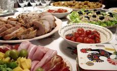 Per il pranzo di Pasqua, spesa di 55 euro a famiglia