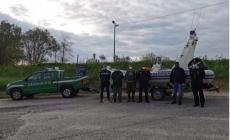 Sorpreso mentre sottraeva un veicolo sequestrato: denunciato