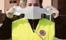Mascherine: consegna terminata a Cavarzere