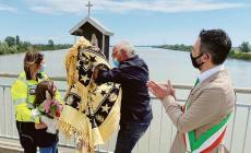 Un segno di speranza sul ponte: inaugurata la Madonnina