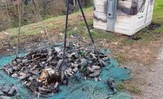 Vandalismo, attacchi incendiari alle isole ecologiche