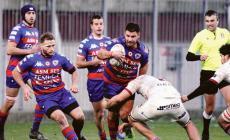 Rugby Rovigo Delta a caccia del secondo posto