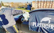 Accordo con Plastic Free a difesa dell'ambiente