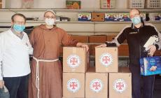 I Templari e i 56 chili di solidarietà