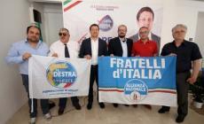 Fratelli d'Italia e La Destra <br/> appoggeranno la civica di Bimbatti