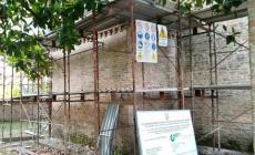Al via il restauro degli affreschi <br/> nel sacrario di San Rocco