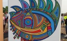 Arte in strada a Loreo<br/> inaugurati tre murales