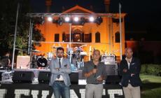 La cantautrice siciliana Levante<br/> ha inaugurato Tra ville e giardini