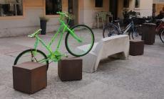 """Un """"orto ricordo"""" con i cubi riciclati <br/> l'idea degli """"Architetti per esigenza"""""""