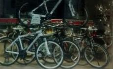 Raffica di furti a Rovigo preso un ladro di biciclette