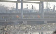 Un mare di rifiuti invade <br/> la chiusa di Conca Bussari