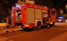 Bomba d'acqua in Polesine <br/> numerose cantine allagate