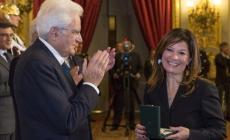 Daniela Boscolo sale in cattedra <br/> un'insegnante della Repubblica