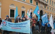 Protesta della Polizia penitenziaria <br/> la solidarietà di Munerato e Fdi-An
