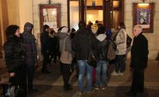 Natalino Balasso, un sold out <br/> per la prima al Teatro Sociale