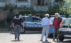 Sgomberati rumeni e albanesi <br/> dall'ex ospedale Maddalena