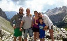 L'impresa di Michele Visentin in montagna: non è solo una scalata, ma una rinascita