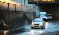 Chiude il sottopasso di via Forlanini, Tassina a rischio sovraccarico