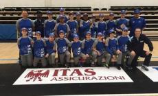 Baseball giovanile, Rovigo è campione d'Italia!