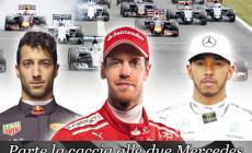 """Rombano i motori! Con La Voce lo """"Speciale Formula 1"""""""