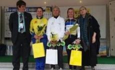 Skating Club Rovigo, Paolo Campi e Desiana Caniatti brillano