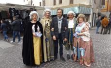 Assemblea della Fita nella città etrusca