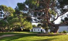 Il giardino di Garibaldi, un angolo di pace nel mare della Sadegna