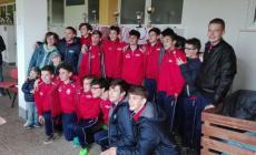 I Giovanissimi del Canalbianco si laureano campioni