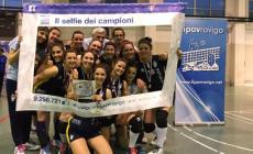 Coppa Rovigo, la Futurvolley conquista il titolo