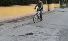 A Rovigo ci sono ancora strade bianche