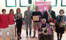 Grande festa per i 100 anni di Maria Vendemiati