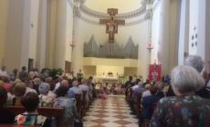 La chiesa di San Francesco si mostra rinnovata ai fedeli