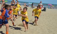 Mete e sorrisi sulla sabbia: che campioni!