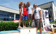 Sette medaglie per gli atleti della piscina di Porto Viro