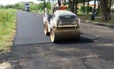 Interventi di asfaltatura a Porto Tolle e Boccasette