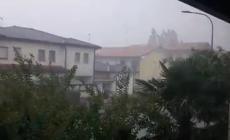 Maltempo, violentissimo nubifragio su Rovigo