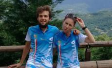 Enrico Bonati agli Europei di skymarathon